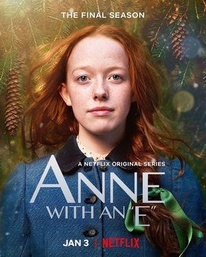 Сериал «Энн» (2017 – 2019)