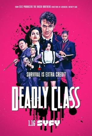 Серіал «Академія смерті» (2019)