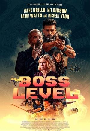 Фільм «Boss Level: Фінальна гра» (2019)