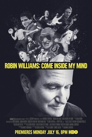 Фільм «Робін Вільямс: Зазирни в мою душу» (2018)