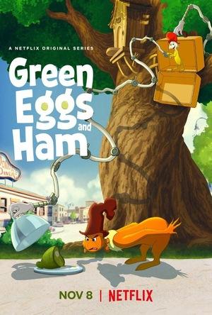 Сериал «Зелёные яйца и ветчина» (2019 – ...)