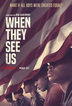 Серіал «Коли вони бачать нас» (2019)