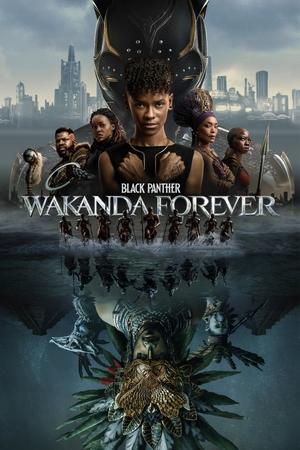 Фільм «Чорна пантера 2» (2022)