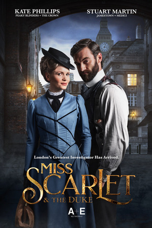 Серіал «Міс Скарлет та Герцог» (2020)