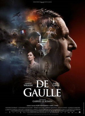 Фільм «Де Голль» (2020)