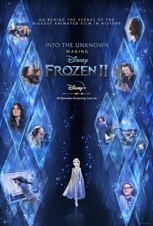 Сериал «Вновь за горизонт: Создание «Холодного сердца 2»» (2020)