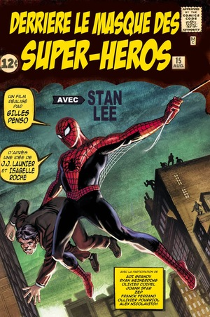 Фильм «Derrière le masque des super-héros» (2013)