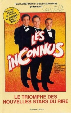 Фільм «Les Inconnus: Au Secours Tout Va Mieux!» (1989)