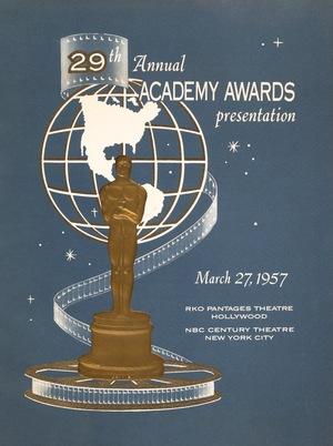 Фильм «29-я церемония вручения премии «Оскар»» (1957)