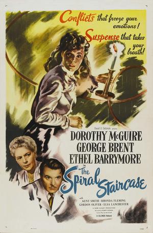 Фильм «Винтовая лестница» (1945)