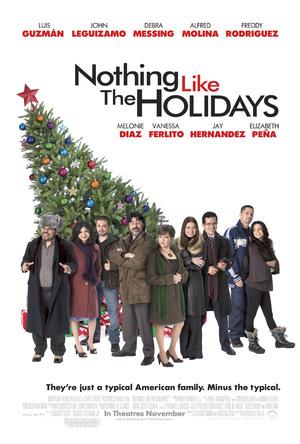 Фільм «Зі святами ніщо не зрівняється» (2008)