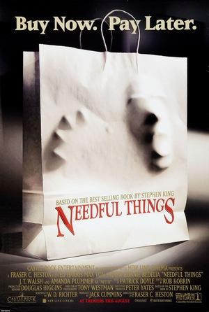 Фільм «Нагальні речі» (1993)