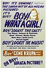 Фільм «Boy! What a Girl!» (1947)